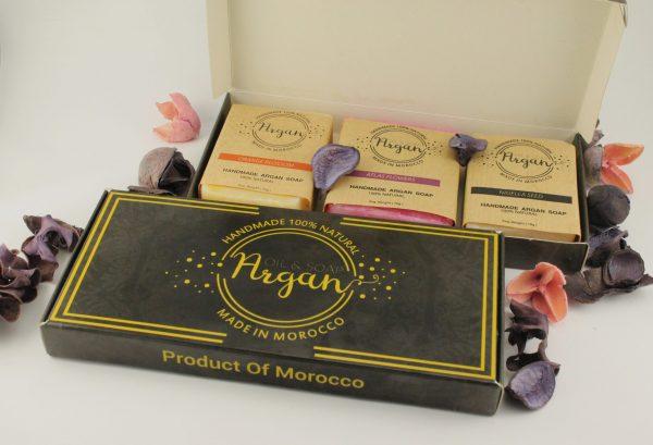 savon huile d'argan argan oil soap