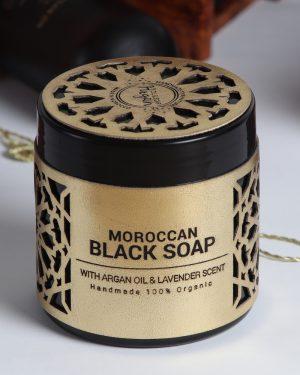 savon noir huile d'argan